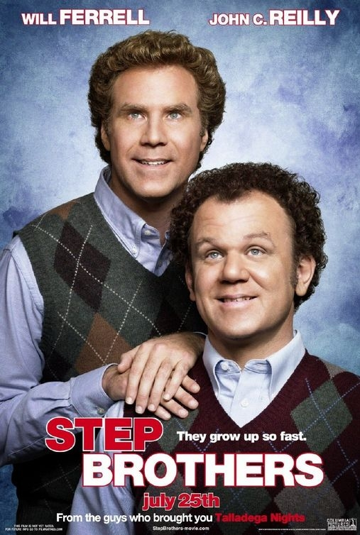 Poster Step Brothers (c) Sony Pictures Releasing