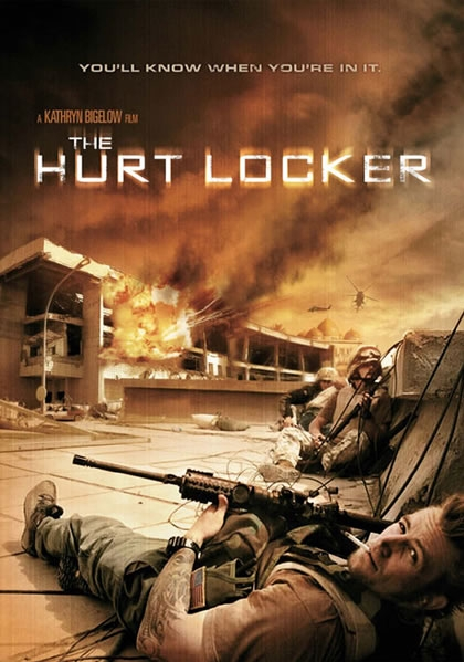 Poster The Hurt Locker