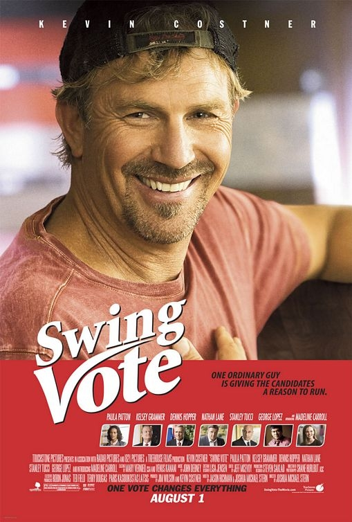 Poster Swing Vote (c) Walt Disney Studios Motion Pictures