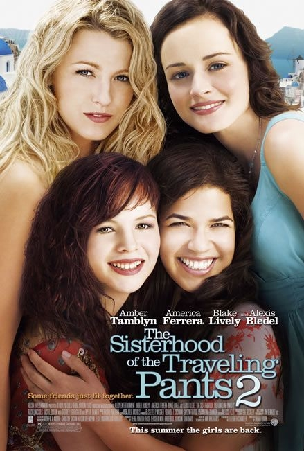Poster Sisterhood of the Traveling Pants