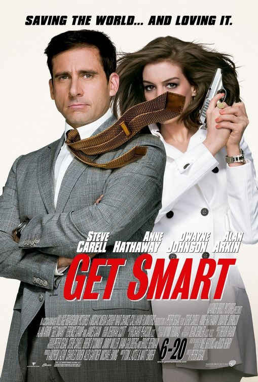 Poster Get Smart Warner Bros. Ent. All Rights Reserved