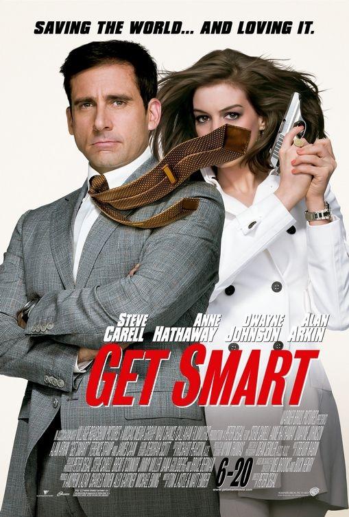 Poster Get Smart Warner Bros. Ent. All Rights Reserved