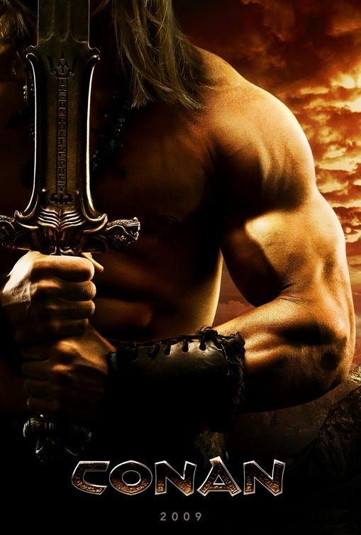 Teaserposter Conan