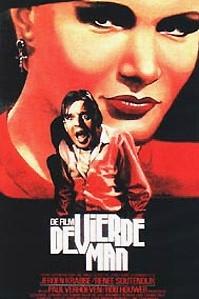 Poster van 'De Vierde Man' © 1983 Verenigde Nederlandsche Filmcompagnie (VNF)