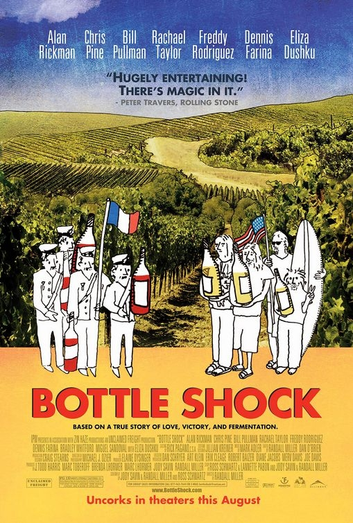 Bottle Shock (c) European Film Partners