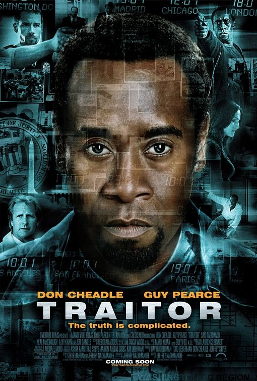 Traitor (c) RCV Film Distribution