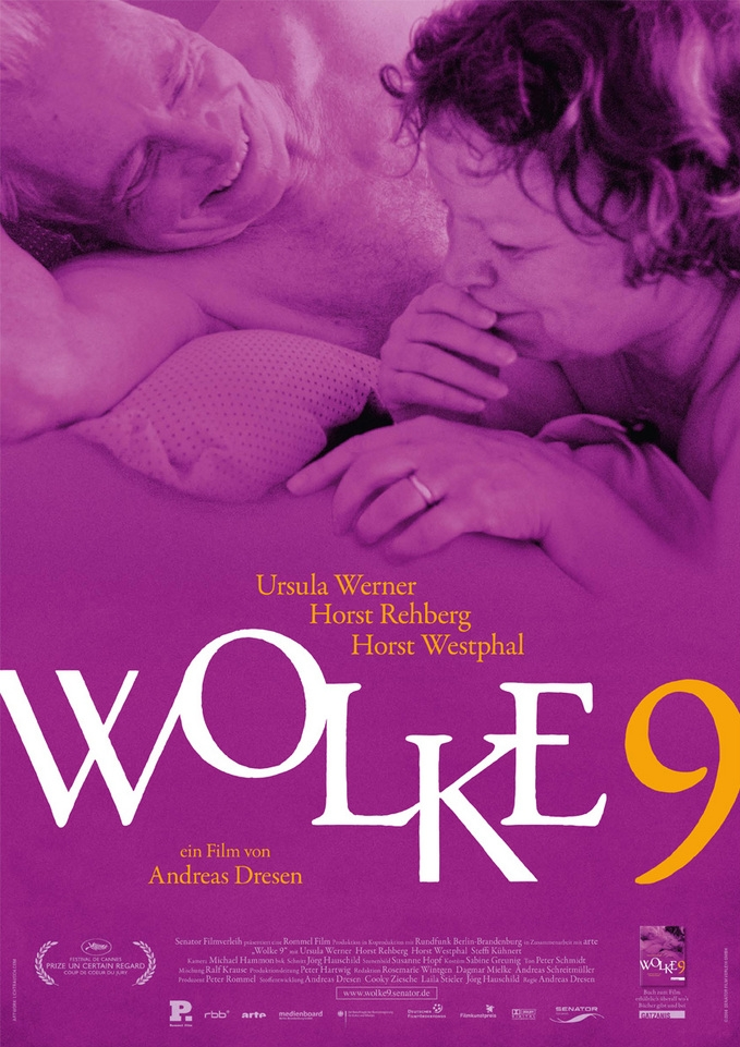 Poster Wolke 9