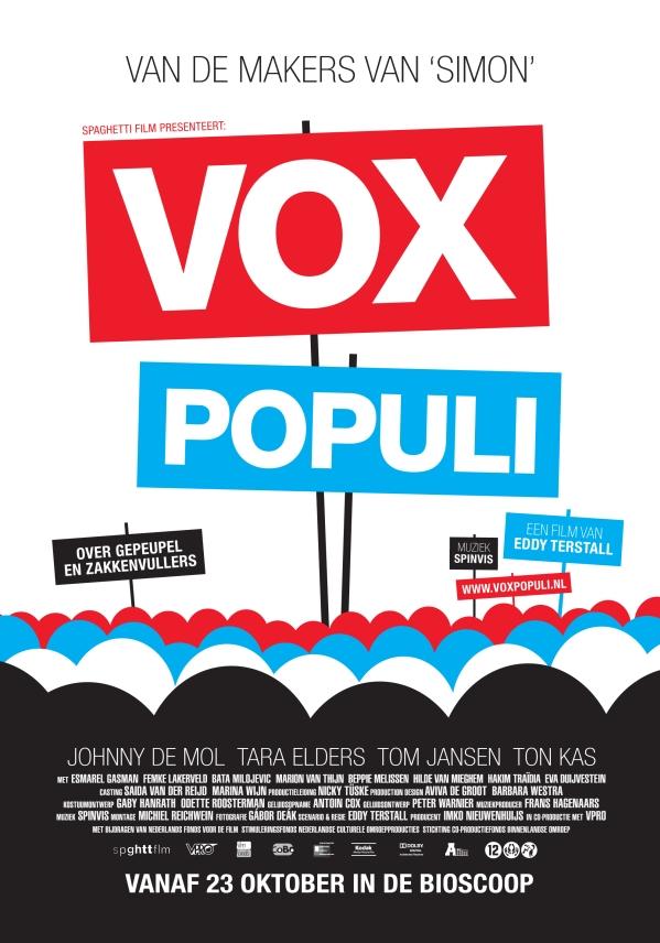 Poster Vox Populi (c) A-Film