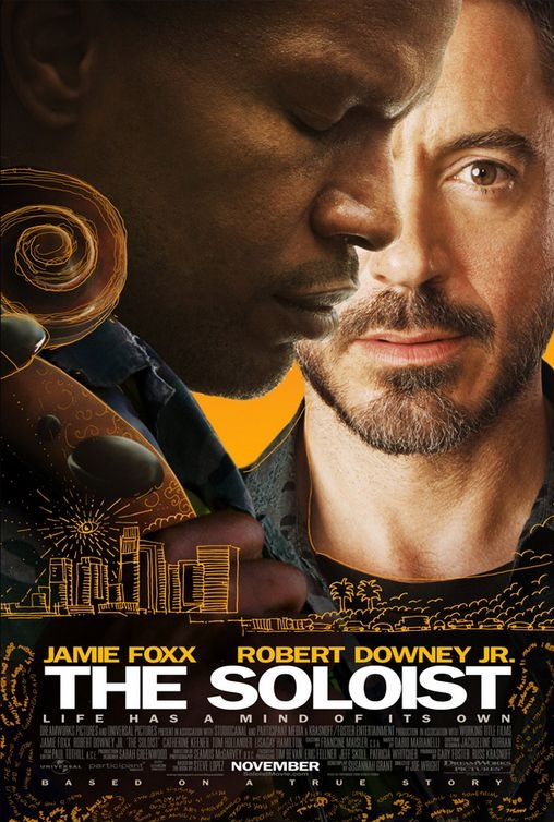 Poster The Soloist (c) Universal Studios