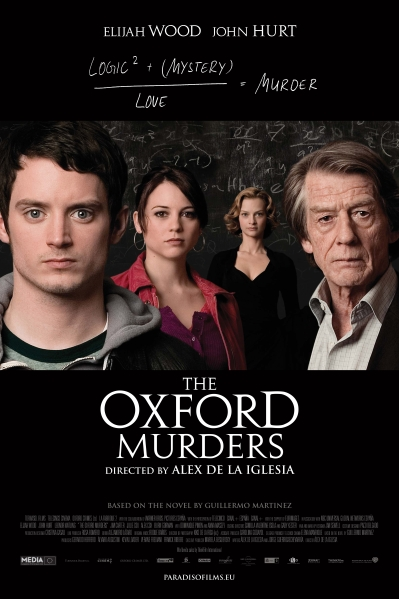 Poster The Oxford Murders (c) Paradiso Films
