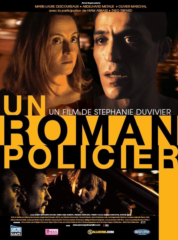 Poster Un roman policier