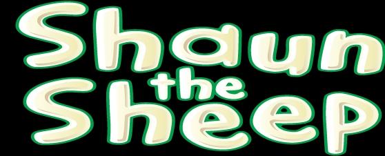 Logo Shaun the Sheep