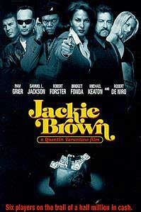 poster 'Jackie Brown' © 1997 RCV Film Distribution