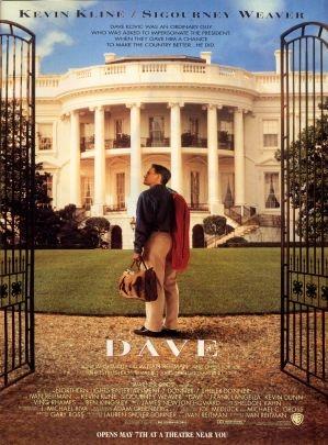 Poster Dave (c) Warner Bros