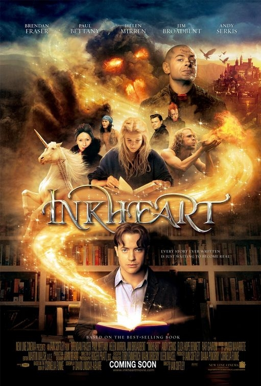 Poster Inkheart (c) Paradiso
