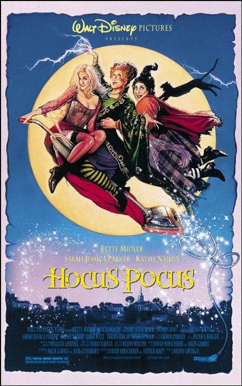 Poster Hocus Pocus