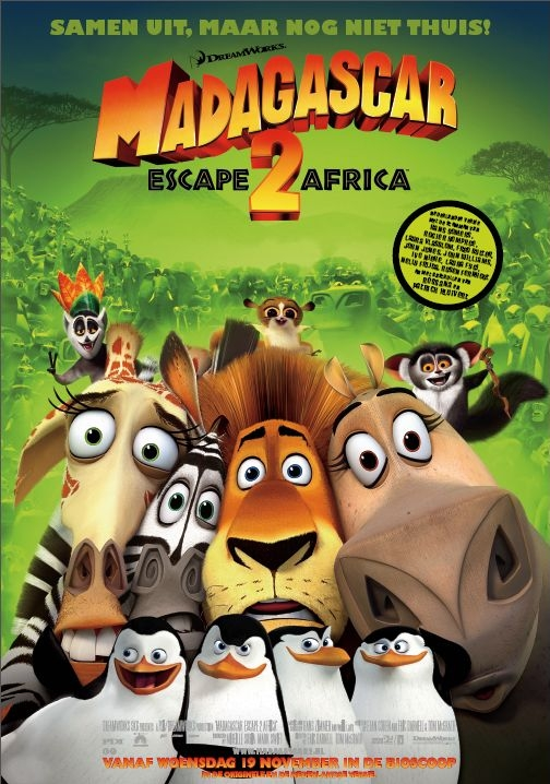 Madagascar: Escape 2 Africa (c) Universal Pictures