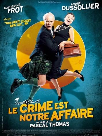 Poster Le crime est notre affaire
