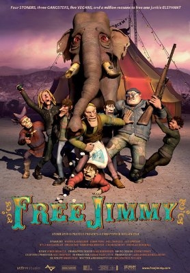 Poster Free Jimmy