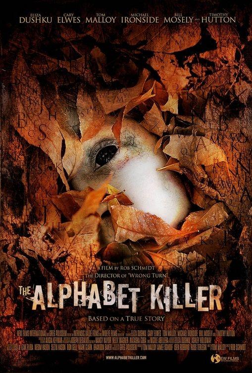 Poster The Alphabet Killer