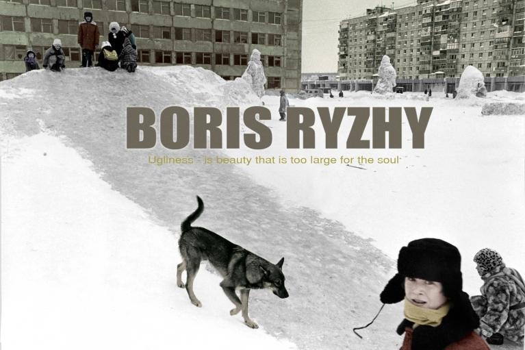 Flyer Bors Ryzhy, foto: Leo Erken