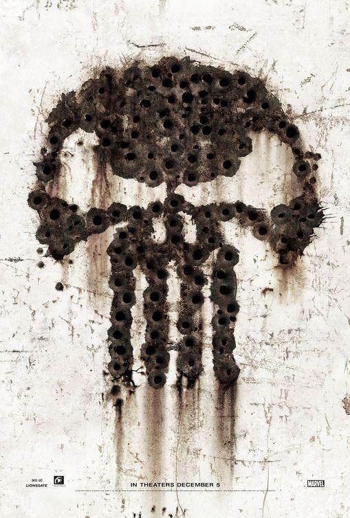 Poster Punisher: War Zone