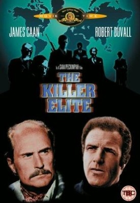 DVD-hoes The Killer Elite