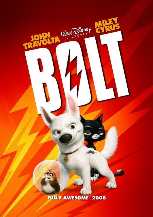 Poster Bolt (c) Walt Disney Studios Motion Pictures