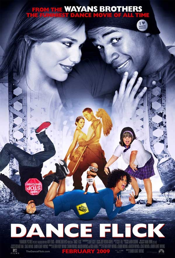 Dance Flick poster, © 2009 Universal Pictures