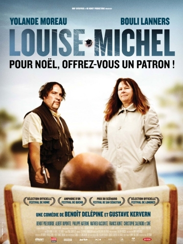 Poster Louise Michel