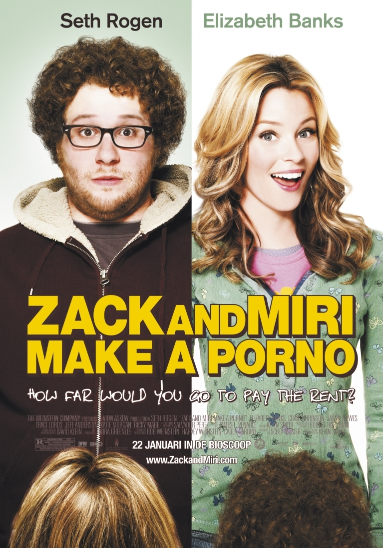 Zack and Miri Make a Porno (c) Benelux Film Distributie