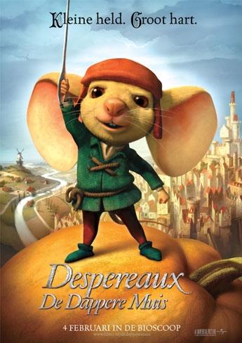 The Tale of Despereaux (c) Universal Pictures International