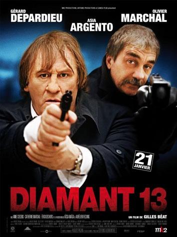 Poster Diamant 13