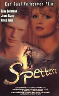 Poster van uit 'Spetters' © 2001 NFF