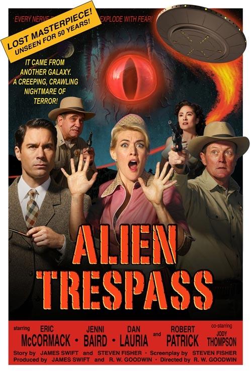 Poster Alien Trespass