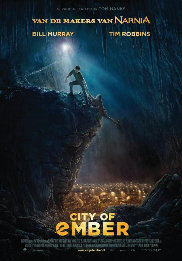 Poster City of Ember (c) Independent Films