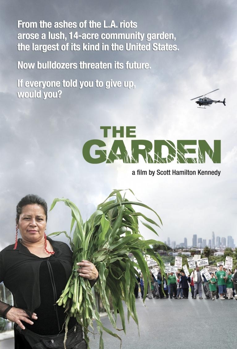 Poster The Garden