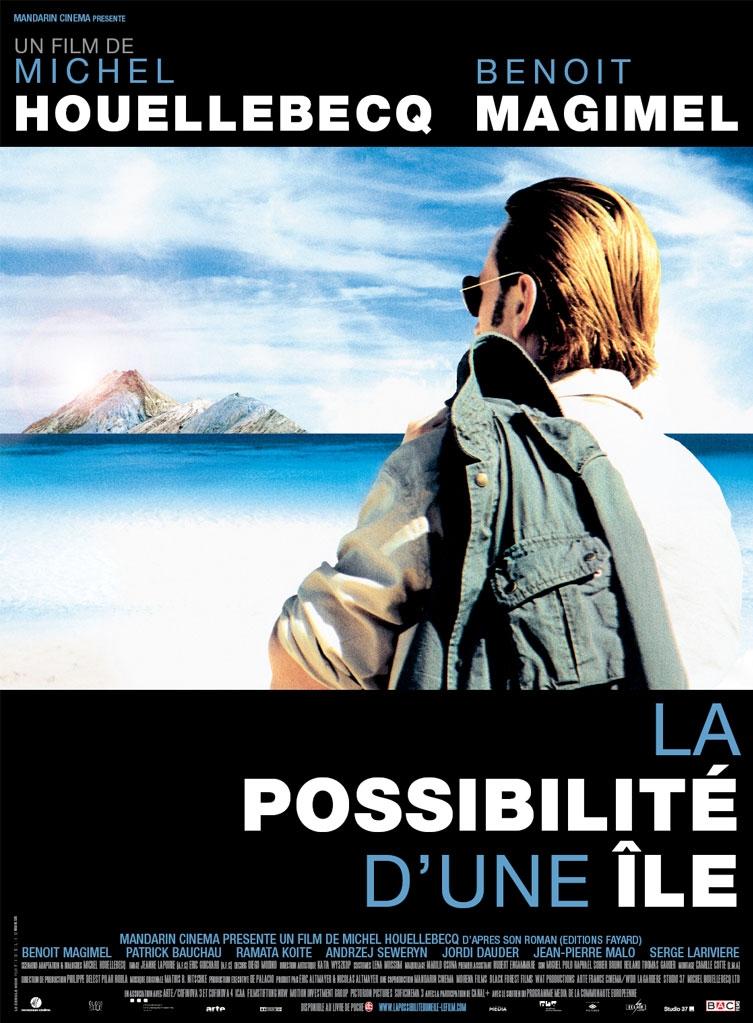 Poster La Possibilité d'une île
