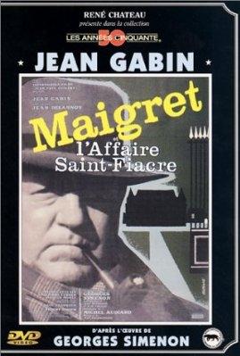 Poster Maigret et l'affaire Saint-Fiacre