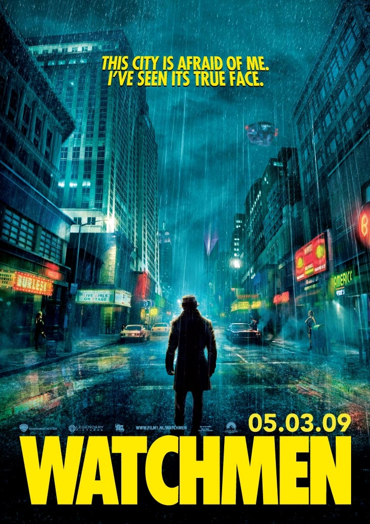 Poster Watchmen (c) Universal Pictures