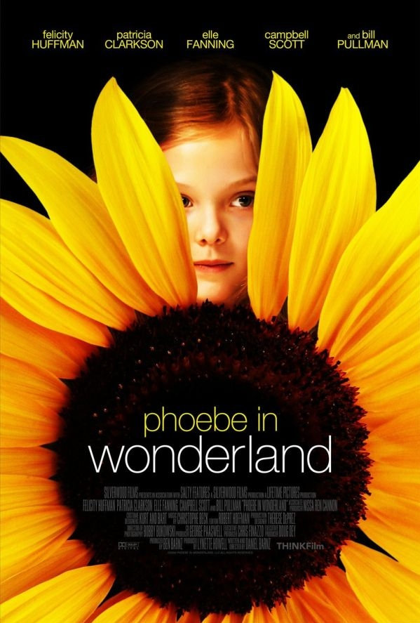 Poster Phoebe in Wonderland