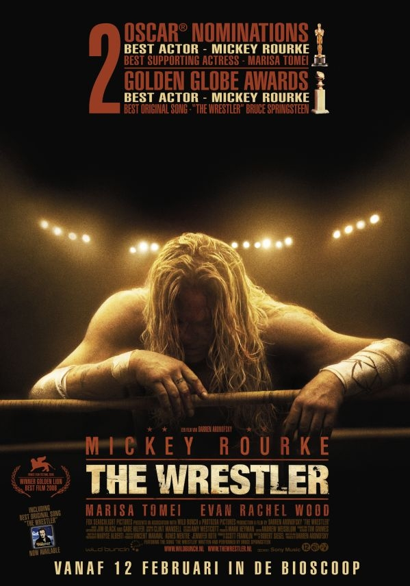 Poster The Wrestler (c) Wild Bunch