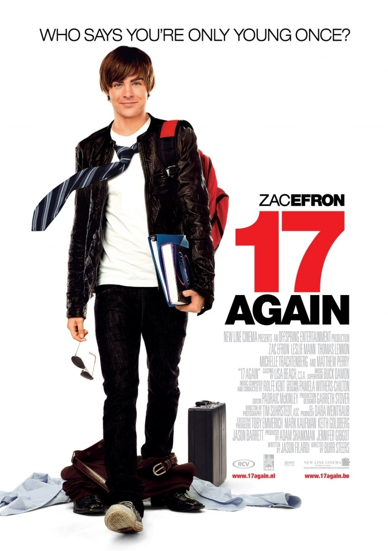 Poster 17 Again (c) RCV Entertainment