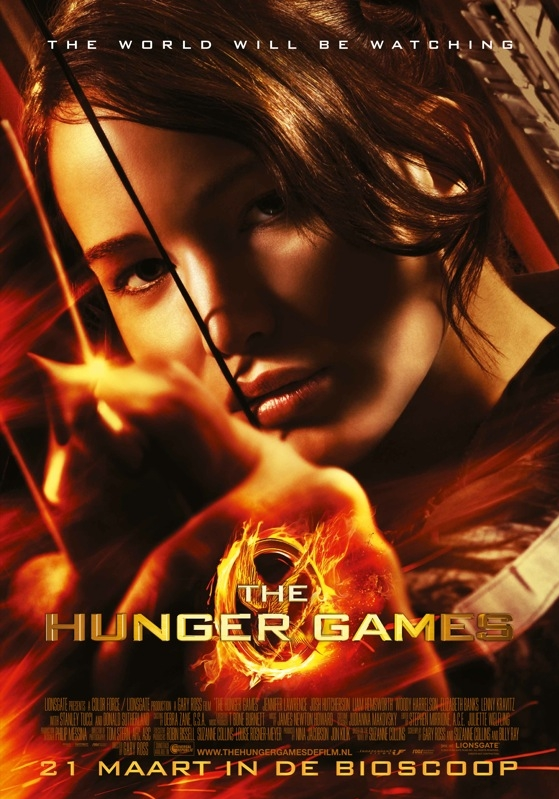 Boekkaft The Hunger Games