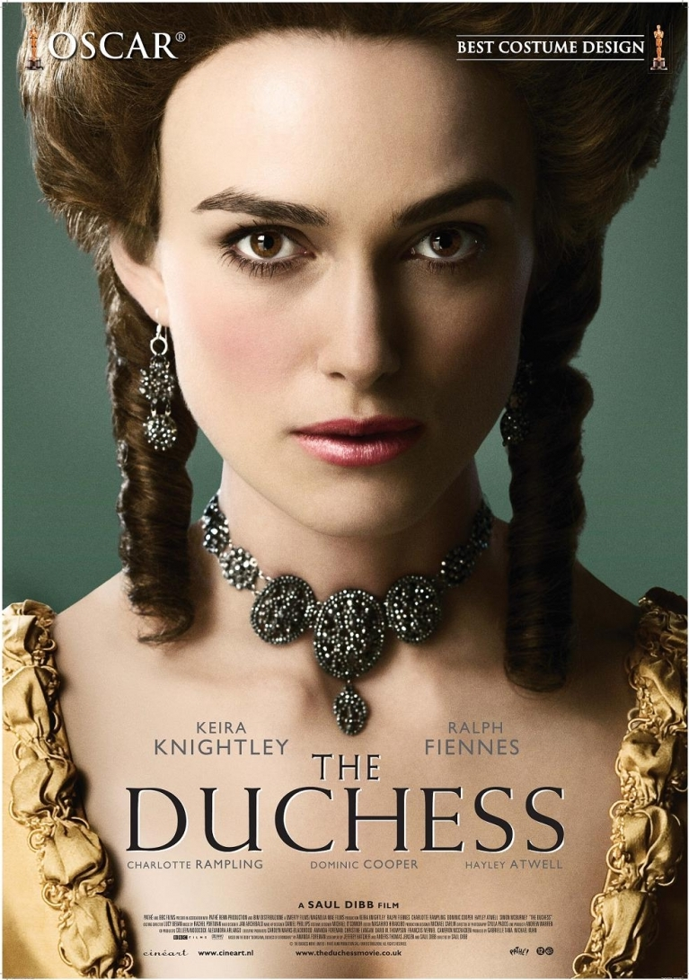 Poster The Duchess (c) CinéArt
