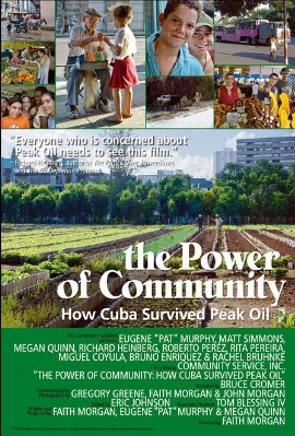 Poster The Power of Community