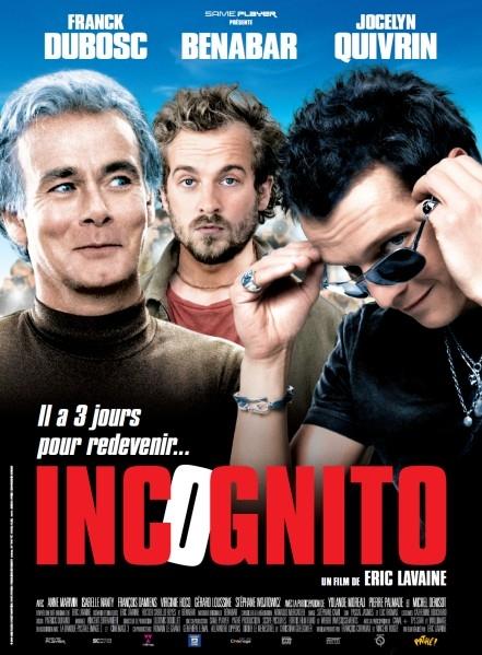 Poster Incognito