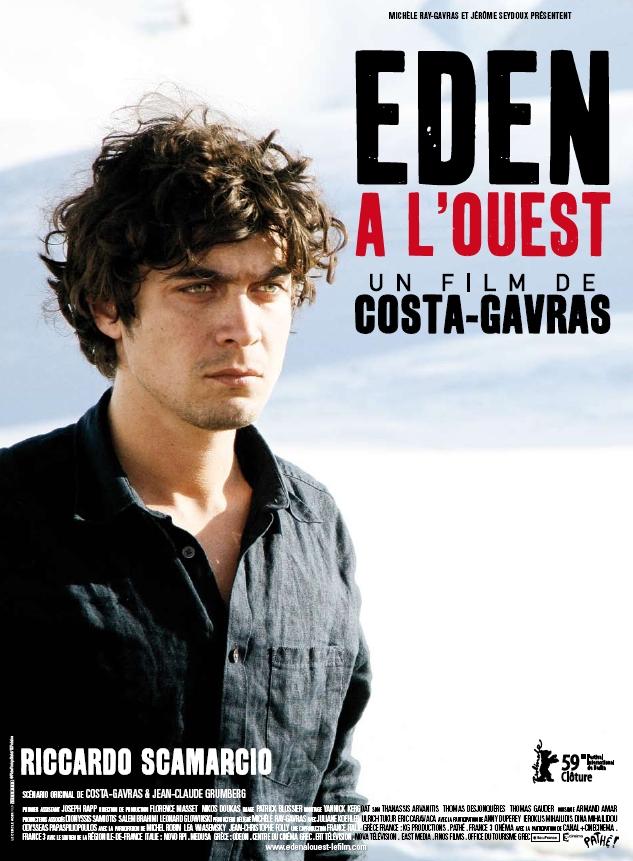 Poster Eden à l'ouest