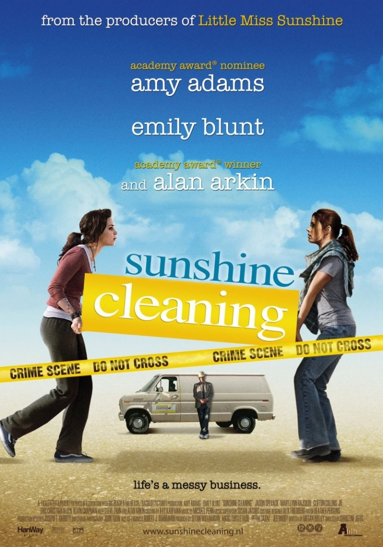 Sunshine Cleaning (c) A-film