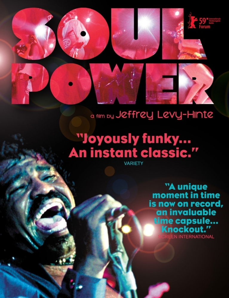 Poster Soul Power